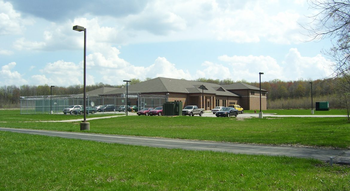 image of detention center